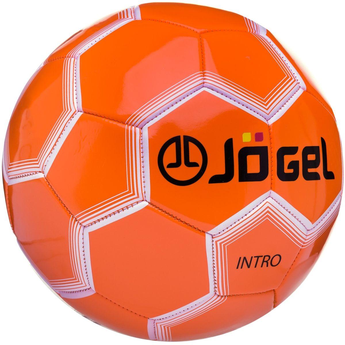 Мяч футбольный Jogel JS-100 Intro №5, цвет: оранжевыйУТ-00011389Категория: Мячи футбольныеУровень: ЛюбительскийJ любительский футбольный мяч, который сочетает в себе простоту конструкции, контрастные графические элементы и самую низкую стоимость в линейки футбольных мячей Jogel. По своим характеристикам подходит как детям, так и взрослым. Поверхность мяча выполнена из синтетической кожи (поливинилхлорид) толщиной 2,0 мм. Мяч имеет 2 подкладочных слоя и оснащен бутиловой камерой, обеспечивающим долгое сохранение воздуха в камере. Данный мяч рекомендован для любительской игры и тренировок любительских команд.Основной цвет: ОранжевыйДополнительный цвет: Черный/белый/желтыйРекомендованные покрытия: натуральный газон, синтетическая трава, резина, гаревые поля, паркетМатериал поверхности: Синтетическая кожа (поливинилхлорид) толщиной 2,0 ммМатериал камеры: БутилТип соединения панелей: Машинная сшивкаКоличество панелей: 32Длина окружности: №5 - 68-70 смВес: 410-450 грРекомендованное давление: 0.4-0.6 барПроизводство: КНР
