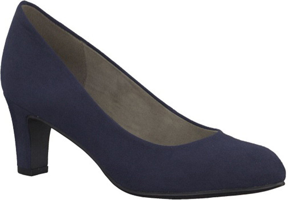 Туфли женские Tamaris, цвет: синий. 1-1-22418-20-805/220. Размер 40