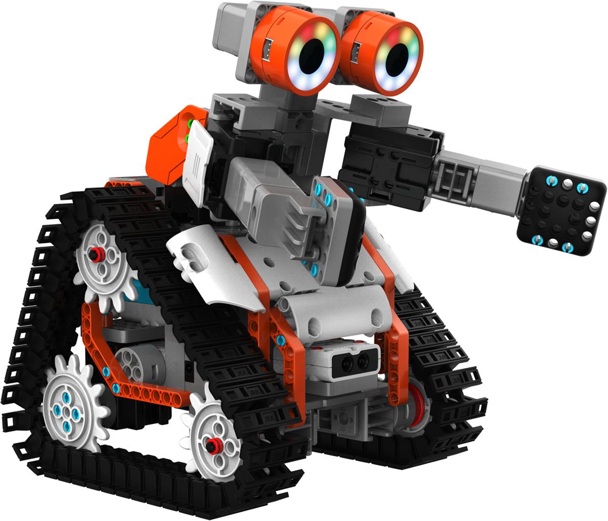 UBTech Робот-конструктор Jimu Astrobot российский патриотизм молодежный аспект