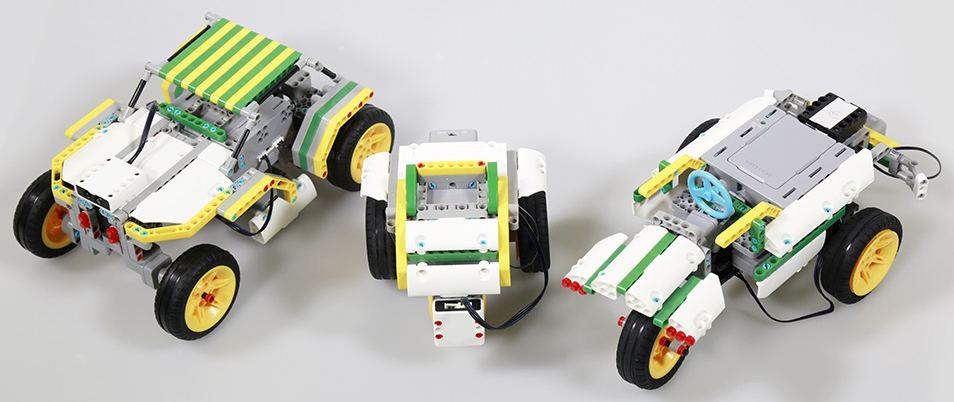 UBTech Робот-конструктор Jimu Karbot