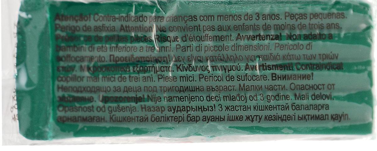 Erich Krause Пластилин цвет зеленый37251Классический школьный пластилин производится на основе безопасных компонентов. Сохраняет свою форму, не застывает на воздухе. Цветовая палитра содержит яркие, насыщенные цвета, которые хорошо смешиваются между собой. Разноцветные брусочки классического пластилина весом 18г имеют индивидуальную упаковку со штрихкодом. Теперь можно приобрести столько пластилина нужного цвета, сколько необходимо для осуществления любой творческой задумки.