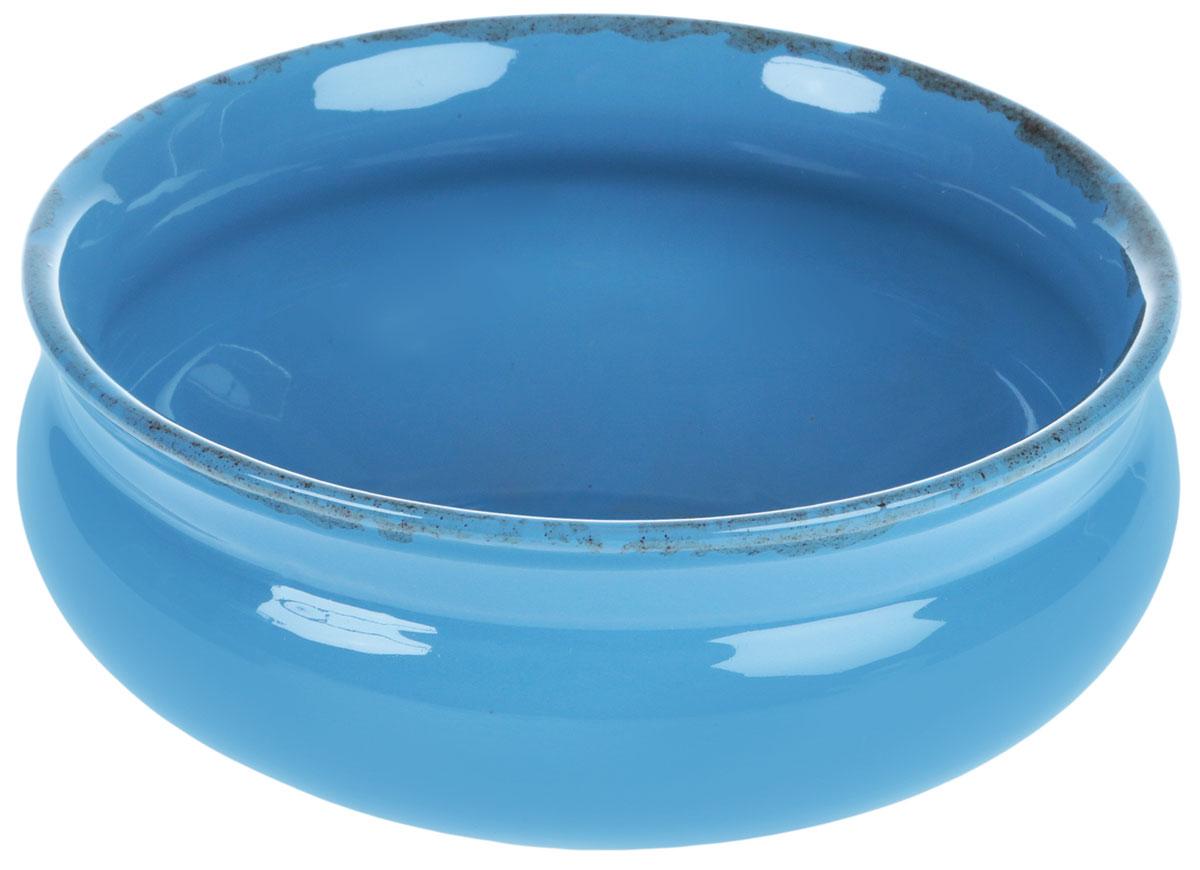Тарелка глубокая Борисовская керамика Скифская, цвет: голубой, 800 млРАД14457937_голубойГлубокая тарелка Борисовская керамика Скифская выполнена из высококачественной керамики. Изделие сочетает в себе изысканный дизайн с максимальной функциональностью. Она прекрасно впишется винтерьер вашей кухни и станет достойным дополнением к кухонному инвентарю.Тарелка Борисовская керамика Скифская подчеркнет прекрасный вкус хозяйки и станет отличным подарком. Можно использовать в духовке и микроволновой печи.Диаметр тарелки (по верхнему краю): 16 см.Объем: 800 мл.