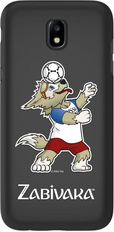 Deppa FIFA Забивака_1 чехол для Samsung Galaxy J5 (2017), Black