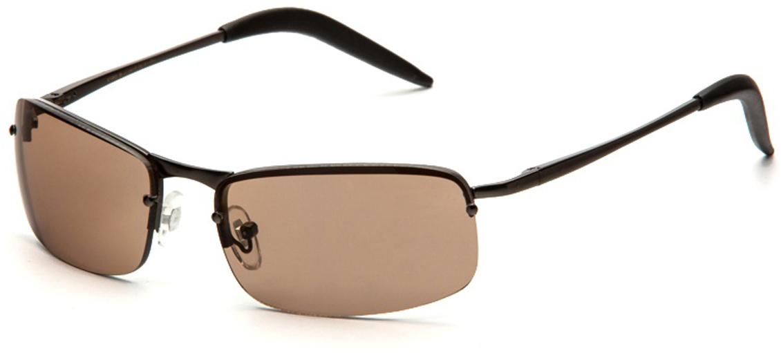 АЛИС 96 Очки водительские (солнце) comfort AS003 черный, коричневый - Корригирующие очки