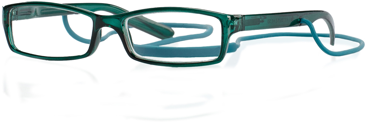 Kemner Optics Очки для чтения +2,5, цвет: зеленый очки nike optics vintage mdl 87 black cactus green lens
