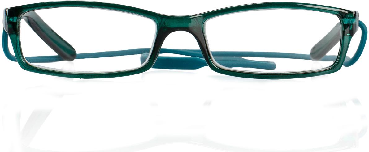 Kemner OpticsОчки для чтения +2,5, цвет:  зеленый Kemner Optics