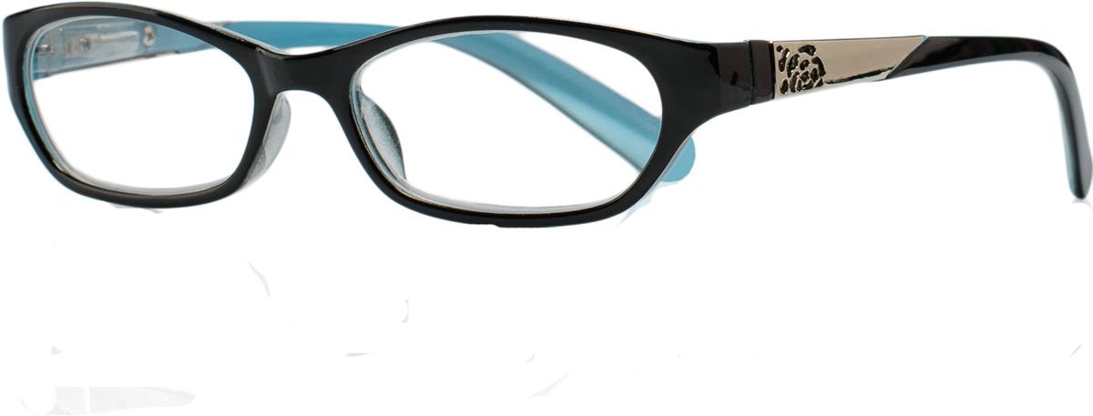 Kemner Optics Очки для чтения +3,0, цвет: голубой