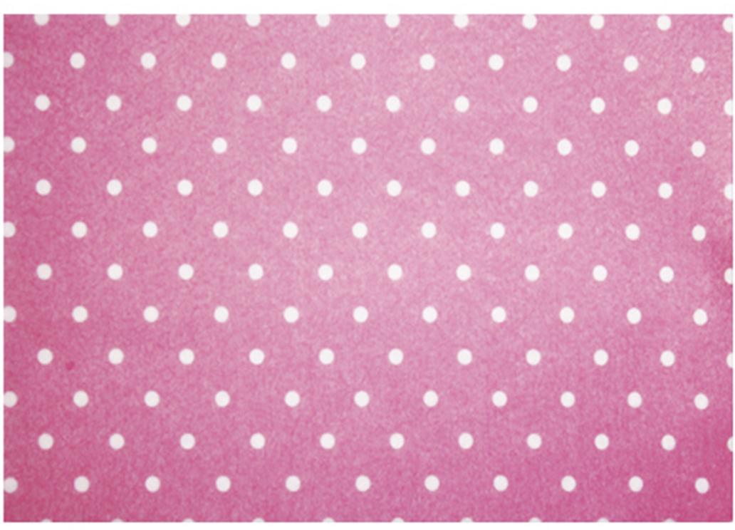 Фетр листовой декоративный Астра Горох, цвет: розовый, 20 х 30 см, 5 шт7715763_YF 614 розовыйФетр декоративный Астра очень приятен в работе: не сыпется, хорошо клеится, режется и сгибается в любых направлениях. Фетр отлично сочетается с предметами в технике фильцевания.Из фетра получаются чудеснейшие украшения (броши, подвески и так далее), обложки для книг, блокнотов и документов, картины, интересные детали для интерьера и прочее.Размер одного листа: 20 x 30 см.В упаковке 5 листов.