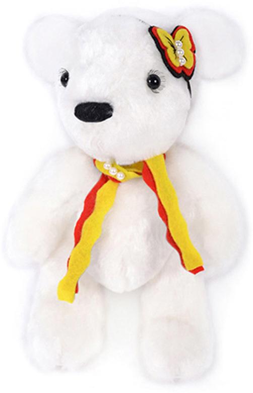 """Набор для шитья игрушек Мехомания """"Белая медведица"""", 25 см. ММ-008"""