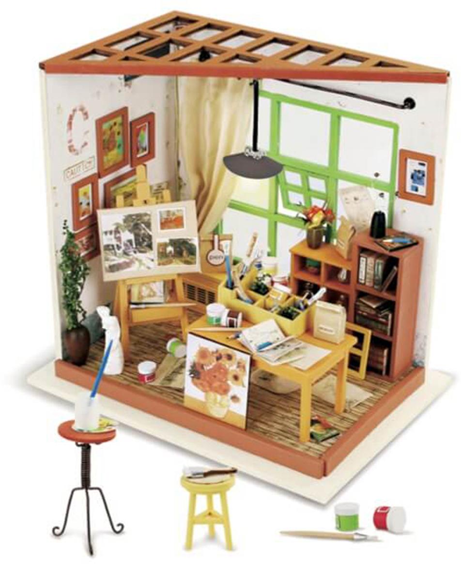 Набор для изготовления игрушки ТМ Цветной  Мастерская художника  - Игрушки своими руками