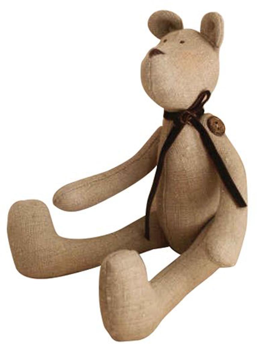 Набор для изготовления игрушки Bear's Story, высота 29 см набор для изготовления текстильной игрушки кустарь зайка ольга высота 29 см
