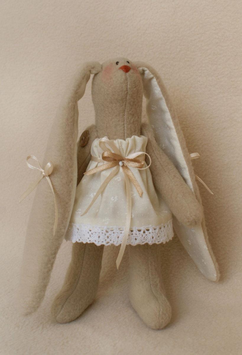 """Набор для изготовления текстильной куклы """"Rabbit's Story"""", высота 20 см. R007, Ваниль"""