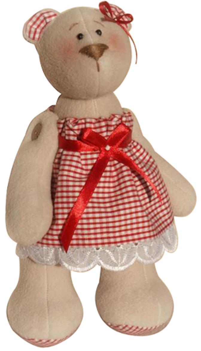 Набор для изготовления текстильной игрушки Bear`s Story, высота 23 см. 544503 sanjay s story