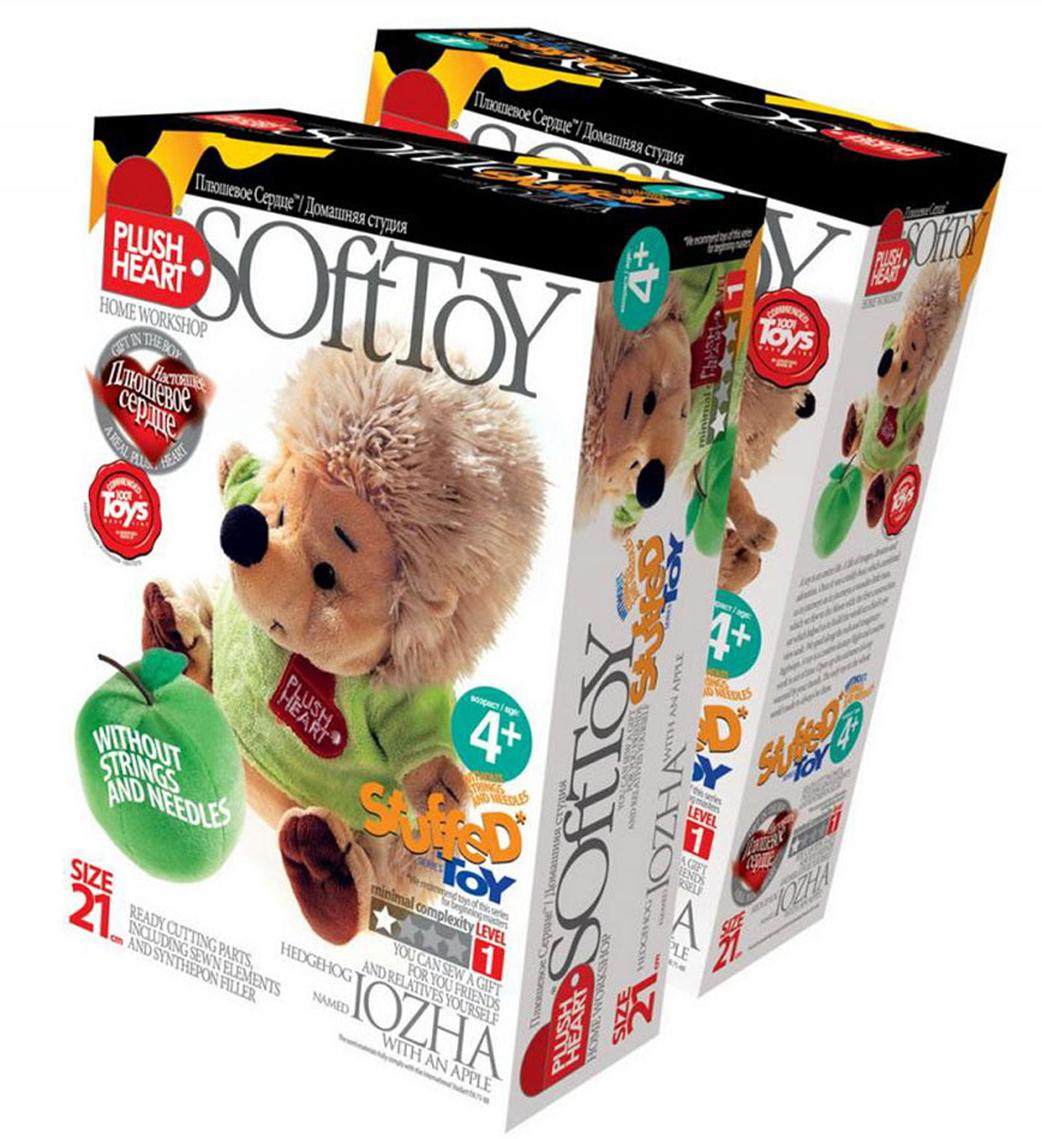 Набор для создания мягкой игрушки