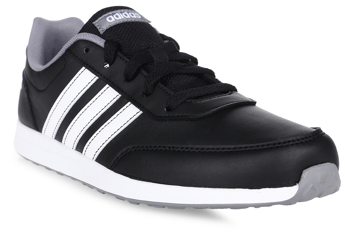 Кроссовки для мальчика adidas Neo VS Switch 2K, цвет: черный. BC0095. Размер 32 (31,5) кроссовки adidas neo adidas neo ad003awurb70