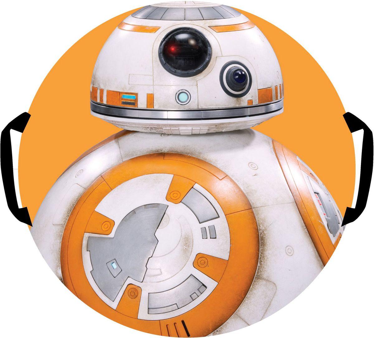 Ледянка 1TOY Star Wars. Дрон ВВ-8, диаметр 52 см купить маленький дрон