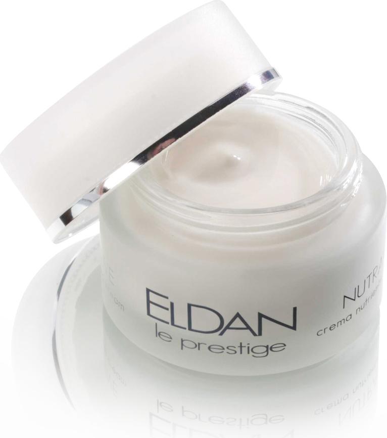 ELDAN cosmetics Питательный крем для лица с рисовыми протеинами Le Prestige, 50 мл eldan питательный бальзам для губ 15 мл