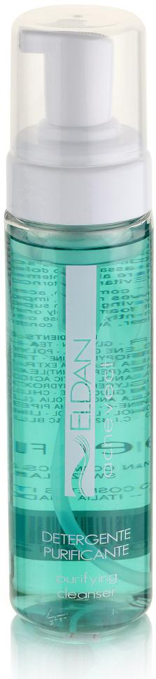 ELDAN cosmetics Очищающее средство для проблемной кожи лица Le Prestige, 200 млELD-130Легкая пенка, предназначенная для очищения жирной и проблемной кожи с выраженным гиперкератозом. Обладает антибактериальным, противогрибковым и противовоспалительным действием. Гликолевая и молочная кислоты ускоряют процессы эксфолиации, уменьшают проявления гиперкератоза, улучшают отток кожного секрета, глубоко увлажняют и делают менее заметными следы от постакне. Масло лаванды и мяты оказывают ранозаживляющее, успокаивающее и антисептическое действие. Средство уменьшает явления раздражения и воспаления, способствует размягчению комедонов, обладает поросуживающим действием, делая кожу мягкой и чистой.