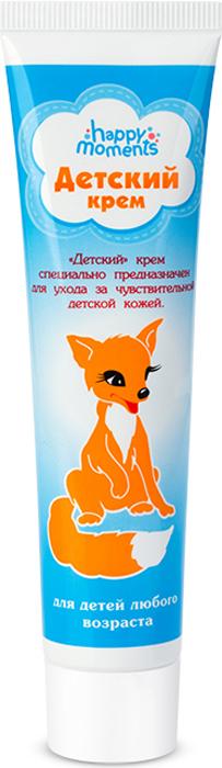 Happy Moments Крем уходный Лисичка65501119Детский крем Лисичка специально предназначен для ухода за чувствительной детской кожей. Подходит для массажа! Рекомендован для детей от 3-х месяцев.