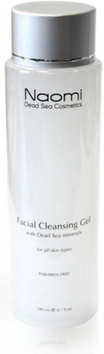 Naomi Очищающий гель для лица для всех типов кожи naomi