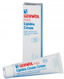 Gehwol Med Lipidro Cream - Крем Гидро-баланс для ног 75 мл1*40805Крем Гидро-баланс (Gehwol med Lipidro Cream) создан для оптимального ухода за сухой и особо чувствительной кожей. Высокоэффективные материалы, содержащиеся в этом средстве, выравнивают недостаток липидов, а также влаги, и приводят в равновесие естественные защитные функции кожи. Активные вещества связывают воду в более глубоких слоях кожи. Ее огрубевшие участки размягчаются, а также уменьшается их образование снова. Масло облепихи и масло авокадо с их высоким содержанием ненасыщенных жирных кислот доставляют сухой коже недостающие липиды, и уменьшают количество воды, выделяющейся с потом и испарением. Эта защитная функция поддерживается специальным экстрактом из водорослей. Вещество аллантоин, содержащееся в конском каштане, содействует регенерации кожи. Масло папоротника выполняет роль антибактериального и дезодорирующего компонента. Ежедневное применение Крема Гидро-баланс Геволь мед (Gehwol med Lipidro Cream) защищает ноги от возникновения неприятных запахов, грибковых поражений стопы и действует как противовоспалительное средство. Не содержит ароматизирующих добавок. Проверено по дерматологическим показателям. Благоприятно применение при заболевании диабетом. Активные компоненты: глицерин, масло облепихи, масло авокадо, масло папоротника, экстракт морских водорослей, аллантоин.Как ухаживать за ногтями: советы эксперта. Статья OZON Гид