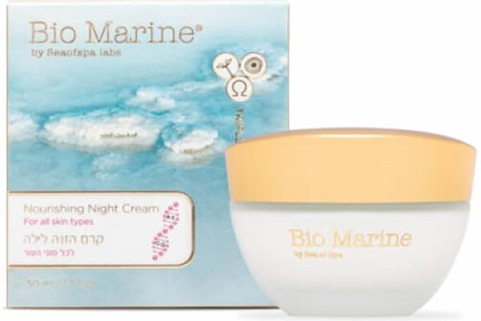 Sea of Spa Крем ночной питательный для лица, 50 мл sea of spa питательный крем для сухой и проблемной кожи рук с максимальной защитой 150 мл
