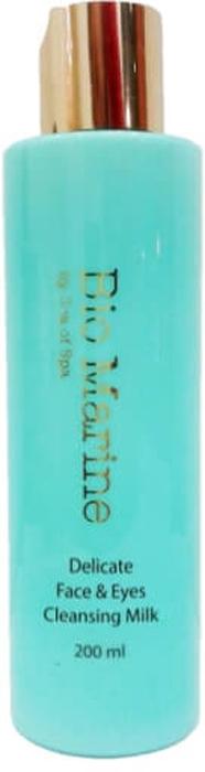 Sea of Spa Деликатное очищающее молочко для лица и глаз, 200 мл крем sea of spa anti cellulite cream 250 мл