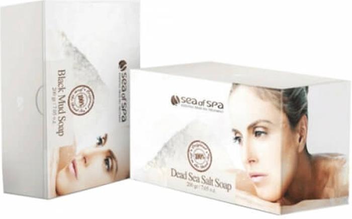 Sea of Spa Мыло с солью Мертвого Моря, 125 г62074Для сухой и чувствительной кожи. - подходит для ухода за кожей лица и тела; - соль подтягивает и омолаживает кожу, восстанавливает рН, делает её нежной и здоровой; - очищает поры, с легким эффектом пилинга; - при регулярном применении мыла впитываемость кожей крема возрастает в несколько раз.