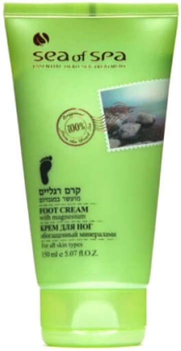 Sea of Spa Питательный крем для сухой и проблемной кожи ног с максимальной защитой, 150 мл sea of spa питательный крем для сухой и проблемной кожи рук с максимальной защитой 150 мл