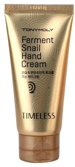 TonyMoly Крем для рук FERMENT SNAIL HAND CREAM, 60 мл крем tony moly timeless ferment snail hand cream 60 мл