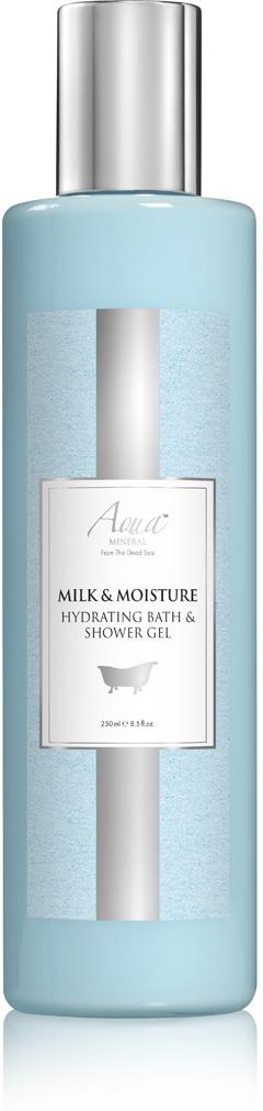 Aqua mineral Гель для душа молочный увлажняющий 250 мл8822Необычная текстура этого продукта превращает принятие ванны или душа в настоящее удовольствие, а богатый натуральными компонентами состав позволяет эффективно ухаживать за кожей.
