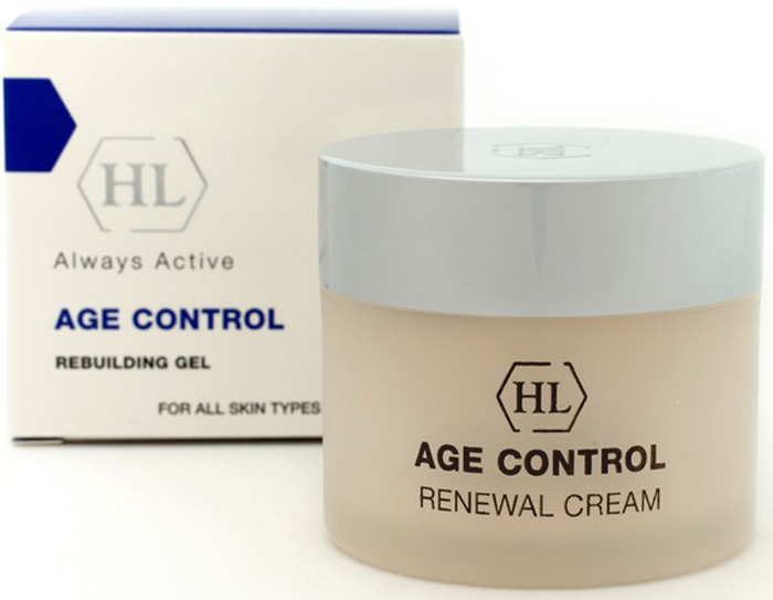 Holy Land Обновляющий крем Age Control Renewal Cream, 50 мл holy land whitening cream купить