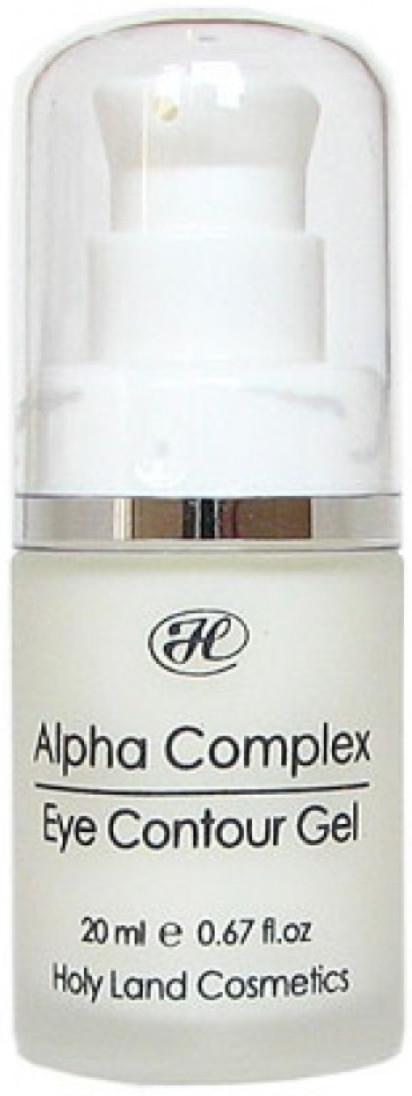 Holy Land Гель для век Alpha Complex Multifruit System Eye Contour Gel, 20 мл face lotion alpha complex