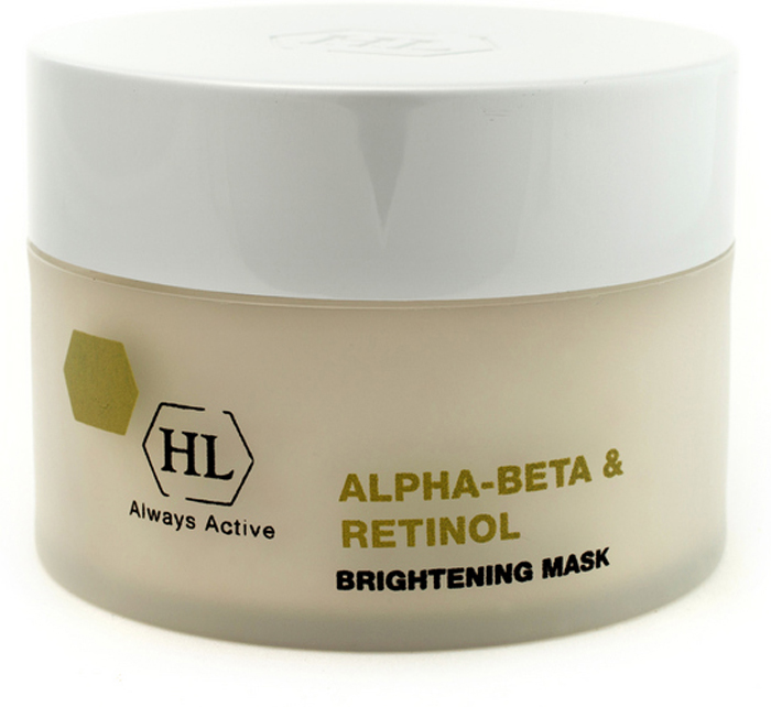 Holy Land Осветляющая маска Alpha-Beta and Retinol Brightening Mask, 50 мл holy land alpha beta