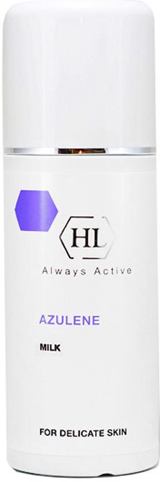 Holy Land Молочко для лица Azulen Face Milk, 240 мл8809071361407Очищающее молочко.Действие: Обеспечивает деликатное очищение и демакияж.Успокаивает кожу. Активные компоненты: азулен.
