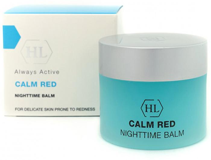 Holy Land Укрепляющий бальзам крем для лица Calm Red Nighttime Strengthening Balm, 50 мл