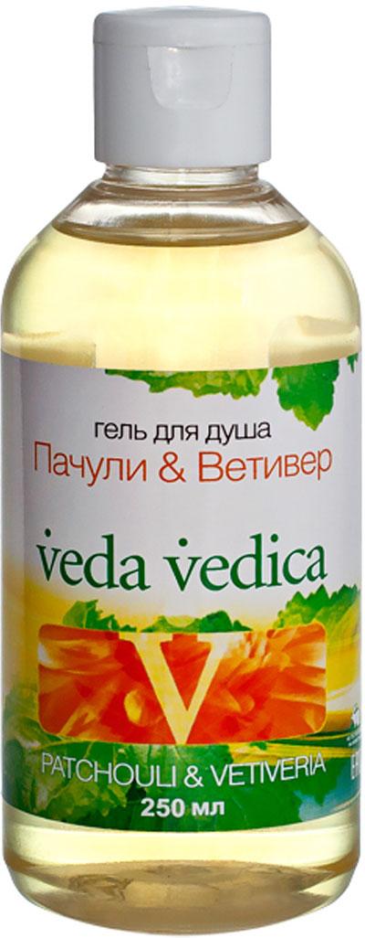 Veda Vedica Гель для душа Пачули и Ветивер, 250 мл