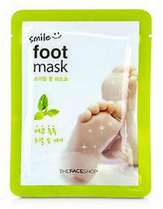 The Face Shop Маска для ног Smile Foot, 18 мл