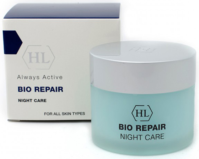 Holy Land Ночной крем Bio Repair Night Care 50 мл цена 2017