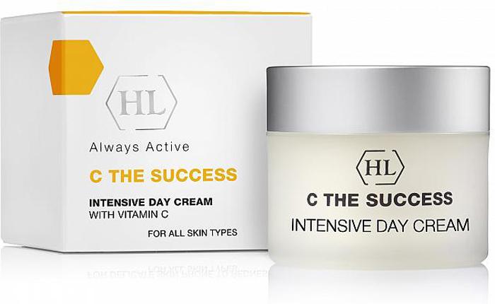 Holy Land Интенсивный дневной крем для лица C The Success Intensive Day Cream 50 мл holy land дневной крем active day cream 50 мл