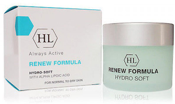 Holy Land Увлажняющий крем Renew Formula Hydro-Soft Cream SPF 12 50 мл holy land увлажняющий крем holy land renew formula hydro soft cream spf 12 118057 50 мл