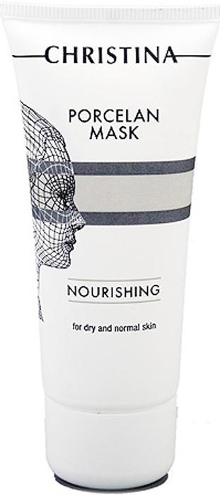 Christina Питательная маска Порцелан для сухой и нормальной кожи Porcelan Nourishing Porcelan Mask 60 мл