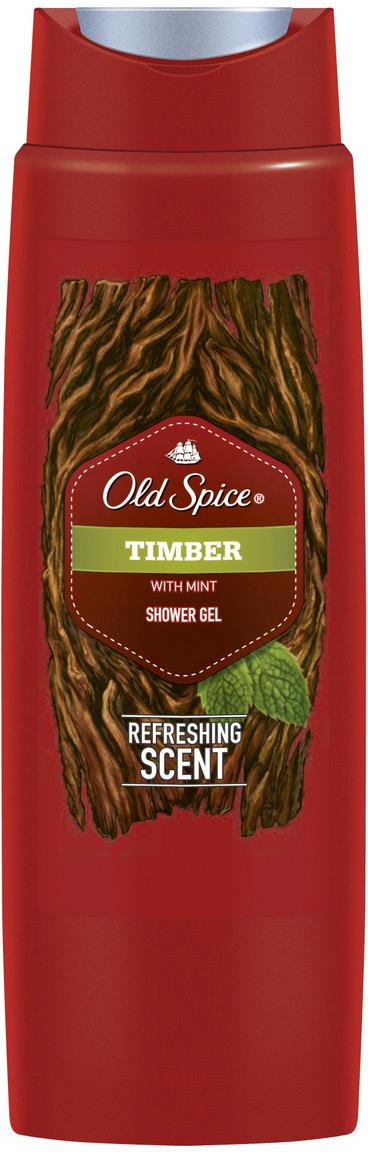 OLD SPICE Гель для душа Timber 25 0млOS-81554178Древесина. Это единственный материал, из которого можно соорудить стадион на 85 000 мест и смартфон для лесоруба. Именно в честь нее мы назвали гель для душа, который подчеркивает твою истинную мужественность. Теперь ты точно знаешь, что гель для душа Old Spice Timber — то, что обеспечит приятный аромат на целый день.