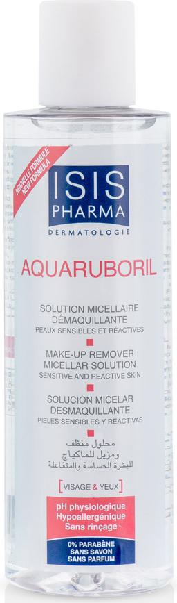 Isispharma Мицеллярная вода AQUARUBORIL для чувствительной и склонной к покраснениям кожи 200 мл isispharma глико а крем пилинг с 12