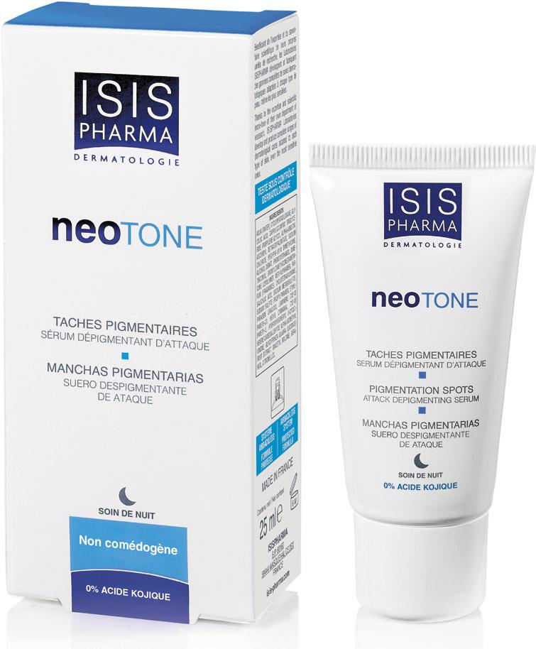 Isispharma Сыворотка отбеливающая NEOTONE, для ночного применения 25 мл isispharma
