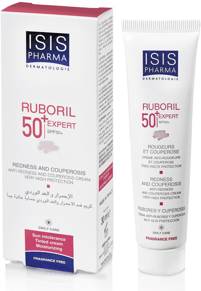 Isispharma Крем RUBORIL SPF 50+ EXPERT 30 мл отзывы крема от купероза