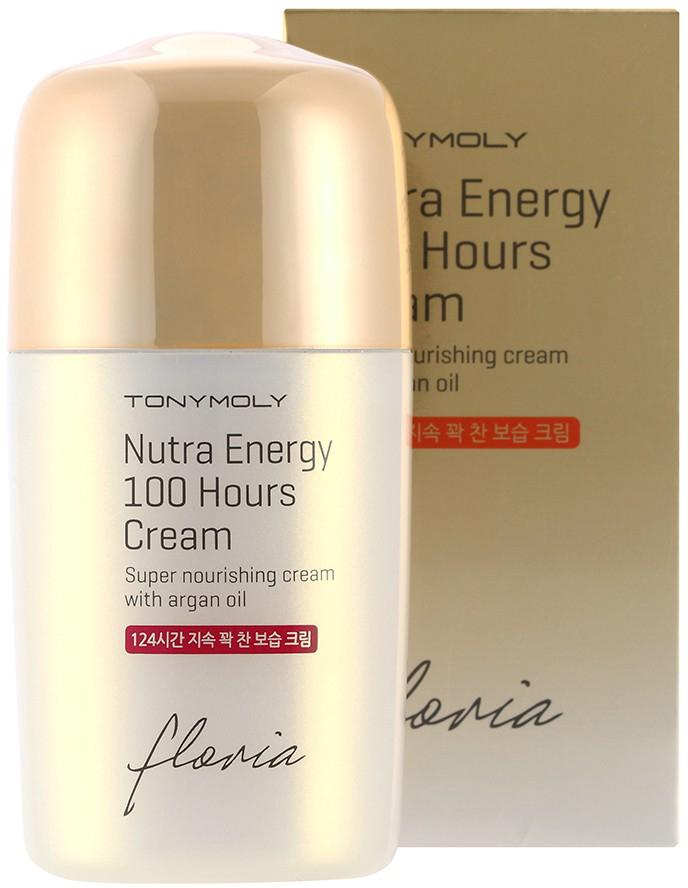TonyMoly Питательный крем для лица Floria Nutra 100Hour Cream, 45 мл крема