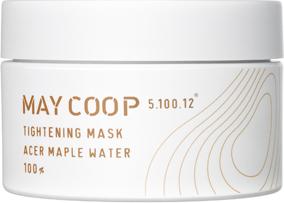 May Coop Подтягивающая ночная маска для омоложения кожи лица Tightening Mask 100 мл
