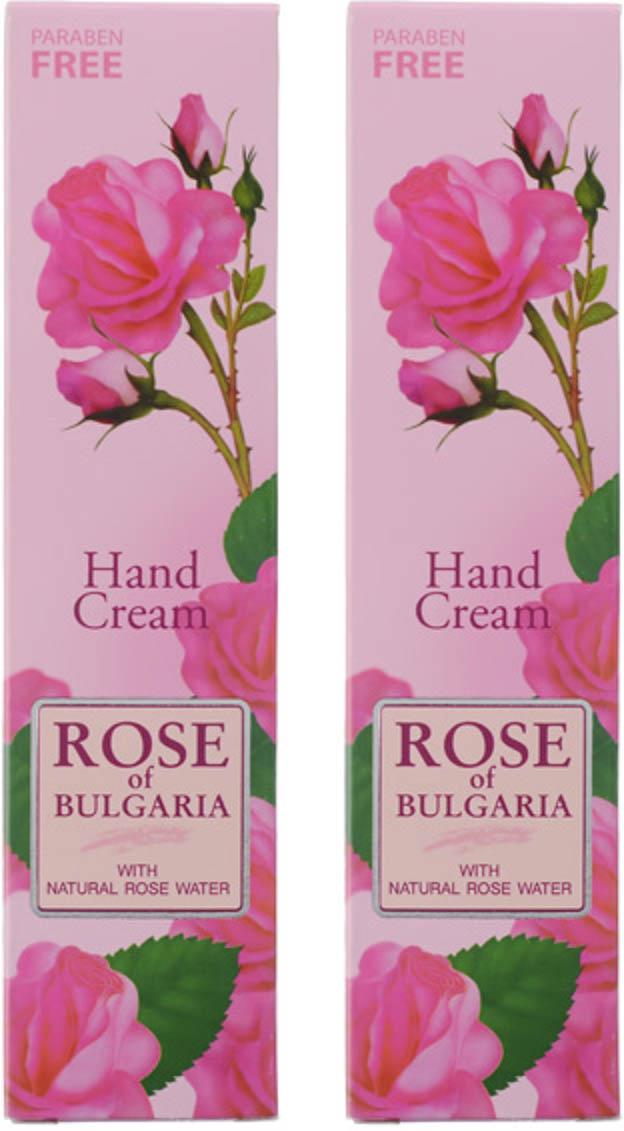 Rose of Bulgaria Крем для рук, 75 мл х 2 шт6003699