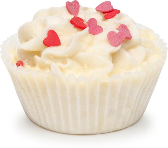 Мыловаров Десерты для ванны Козье молоко 2*50грMYL-000000669Это уникальное средство для ванны с роскошной вафельной розой совмещает в себе питательные свойства натуральных масел какао и ши и смягчающий эффект бурлящего шарика. Натуральные масла ши и какао, постепенно растворяясь, питают и увлажняют кожу, придавая ей сияние молодости и свежести. Нежный ванильный аромат снимает напряжение и помогает настроиться на романтический лад.
